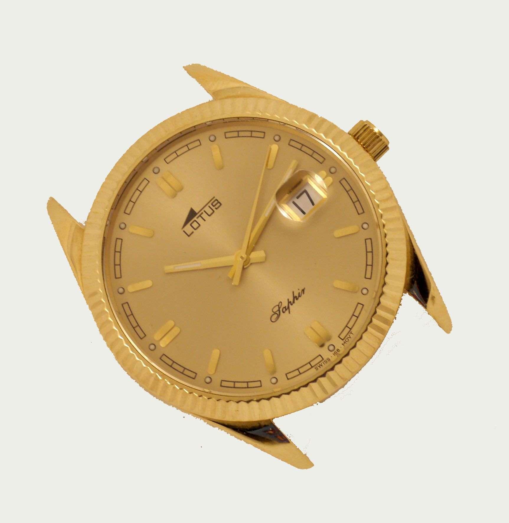 Reloj CAUNY A 329 – La Filatelia
